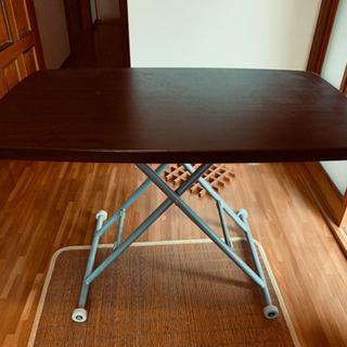 ※ジャンク 昇降式テーブル