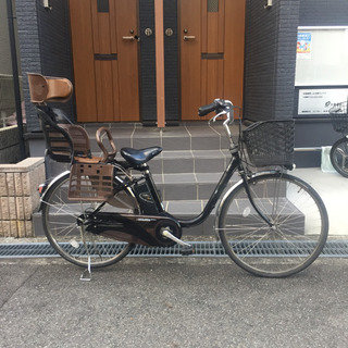 電動自転車 26インチ 子供乗せ自転車 通勤 通学 買い物にも