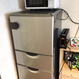 【お買い得】冷蔵庫&電子レンジ&トースター&ハンドブレンダー&小...