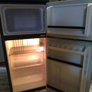 【冷蔵庫】HITACHI R-8NT 小型 一人暮らし用