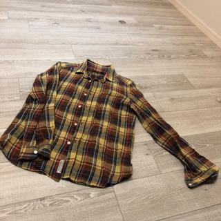 【値下げしました】麻シャツ メンズ ユナイテッドアローズ 黄色 ...