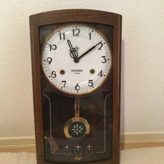 時計  古道具