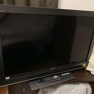 40インチ液晶テレビ  SONY BRAVIA(ブラビア)