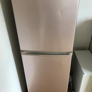 冷蔵庫 回収希望  126L  nationalの画像