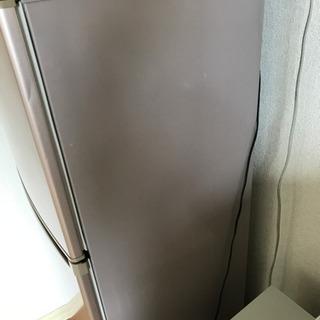 冷蔵庫 回収希望  126L  national - 逗子市