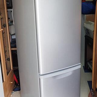 札幌市 パナソニック 冷凍冷蔵庫 170L NR-B177W-S...