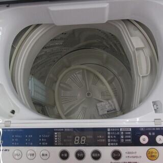 パナソニック 洗濯機 NA-F70PB5 2012年式