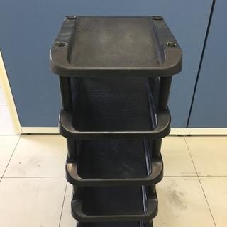 簡易靴箱 2