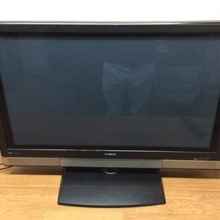 J-007 HITACHI プラズマテレビ 37型