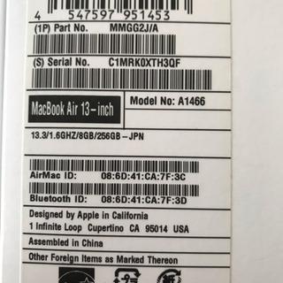 3万円 MacBook Air