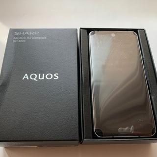 【新品・未使用】AQUOS AQUOS R2 Compact S...