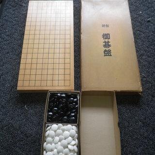 ■囲碁■囲碁盤と碁石のセット