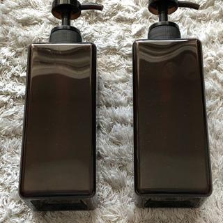 無印良品 PET詰替ボトル 600ml 2個セット