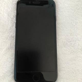 iPhone7 128g au ブラック