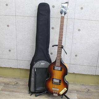 *R174)【美品】ヘフナー Hofner バイオリンベース イ...