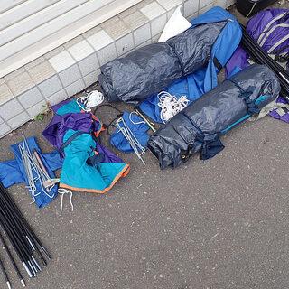 札幌市 テント Cozy's ツインリッジドームテント SD-0...