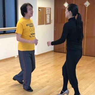 少人数制 初めての社交ダンス (金曜日)  4回で踊れるようにな...