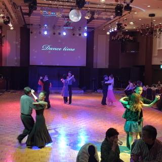 少人数制 初めての社交ダンス (土曜日)  4回で踊れるようにな...