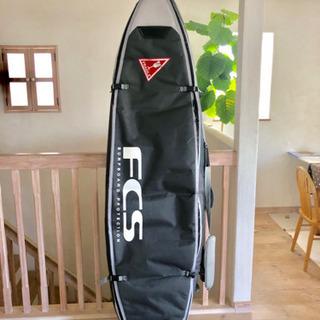 FCS ボードケース トラベルケース トリプル ショートボード ...