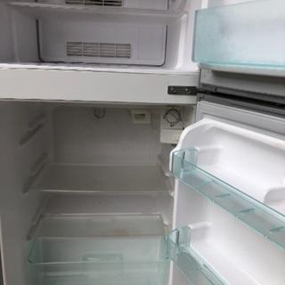 冷蔵庫まだまだ使えます