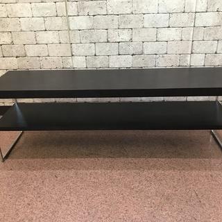 S110 中古 シンプル テレビボード 横150cm 高さ50c...