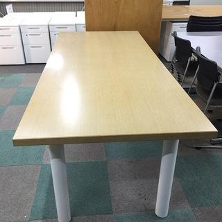 中古 ミーティングテーブル 会議机 作業台 食堂テーブル …
