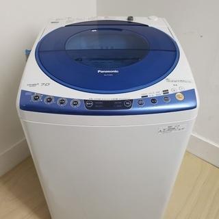 Panasonic洗濯機 7kg 東京 神奈川 格安配送!