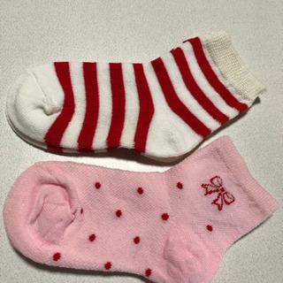 子供用靴下(二足セット)