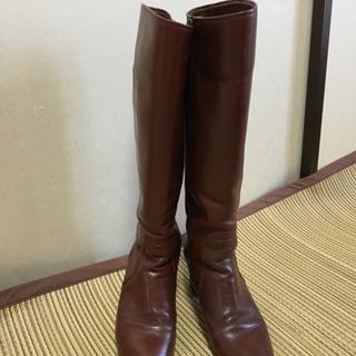 本革ブーツ   日本製
