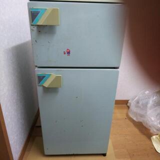 冷蔵庫  中古品(まだまだ使えます❗️)