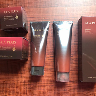 アラプラス基礎化粧品セット