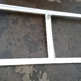 アルミサッシ ドア door  枠有!  ガラス無し 枠あります