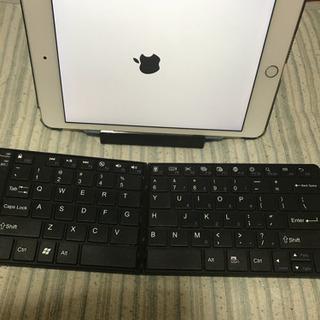 アイパッドに接続出来るキーボード