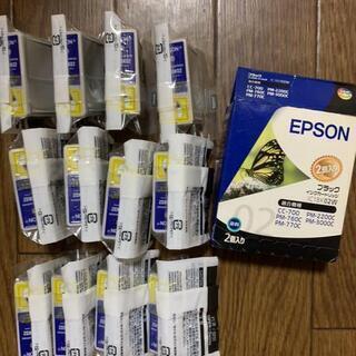 激安純正エプソンインクカートリッジIC1BK02Wブラック12個