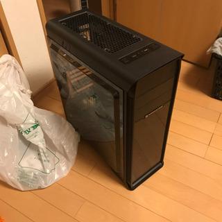 デスクトップパソコンケース
