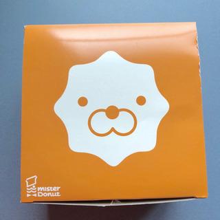 未使用 ミスタードーナツ ポンデライオン容器 お菓子箱