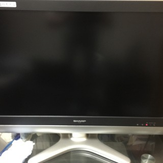 SHARP AQUOS 32型液晶テレビ 型番LC-32E5