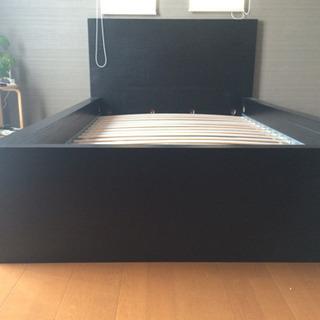 セミダブルベッド  IKEA