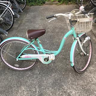自転車22インチ