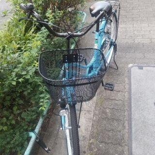 名古屋 26インチ 自転車 新品 オートライト