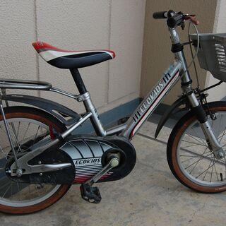 【お盆対応可能】ブリヂストン 子供用自転車 エコキッズ 16イン...