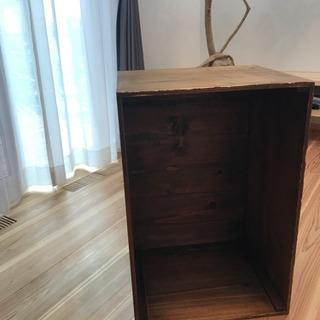 木箱 収納