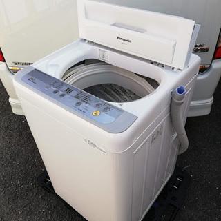 ◼️商談中■美品■2016年製■パナソニック 全自動洗濯機 (5...