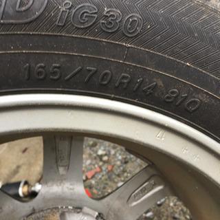 ホイール、タイヤ