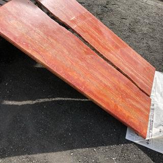大理石  テーブルや棚として