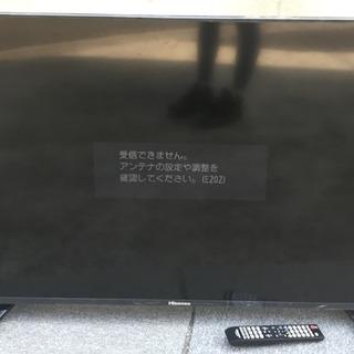 ☆ハイセンス 50V型 液晶テレビ HS50K220  2016年製☆