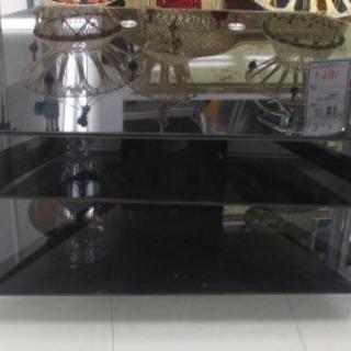ガラス製 テレビ台 テーブルでも!NB284