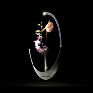 OVAL 【LED照明花器】