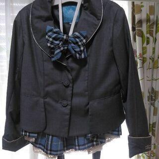 スーツ(女の子 サイズ120)
