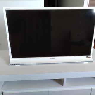シャープ32型テレビ